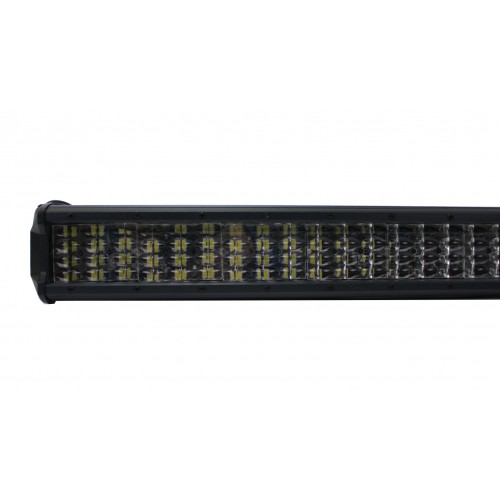 Четырехрядная LED-балка 126 Ватт дальнего света 50 см