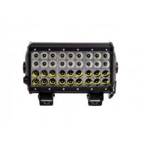 Четырехрядная LED-балка комбинированного света 108 Ватт