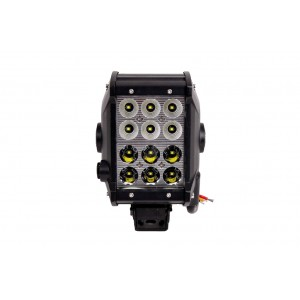 Четырехрядная LED-балка комбинированного света 36Ватт