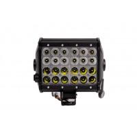 Четырехрядная LED-балка комбинированного света 72 Ватт