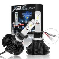 Светодиодные лампы H7 Zes-x3