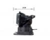 Светодиодный фароискатель 50 Ватт дальнего света 18 см