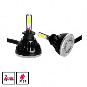 Лампа LED цоколь H1