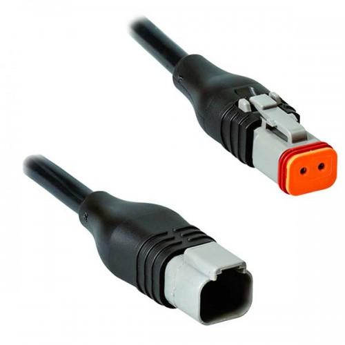 Водонепроницаемый коннектор дойч (Deutsch) на два провода